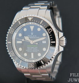Rolex  Deepsea Sea-Dweller D-Blue 116660