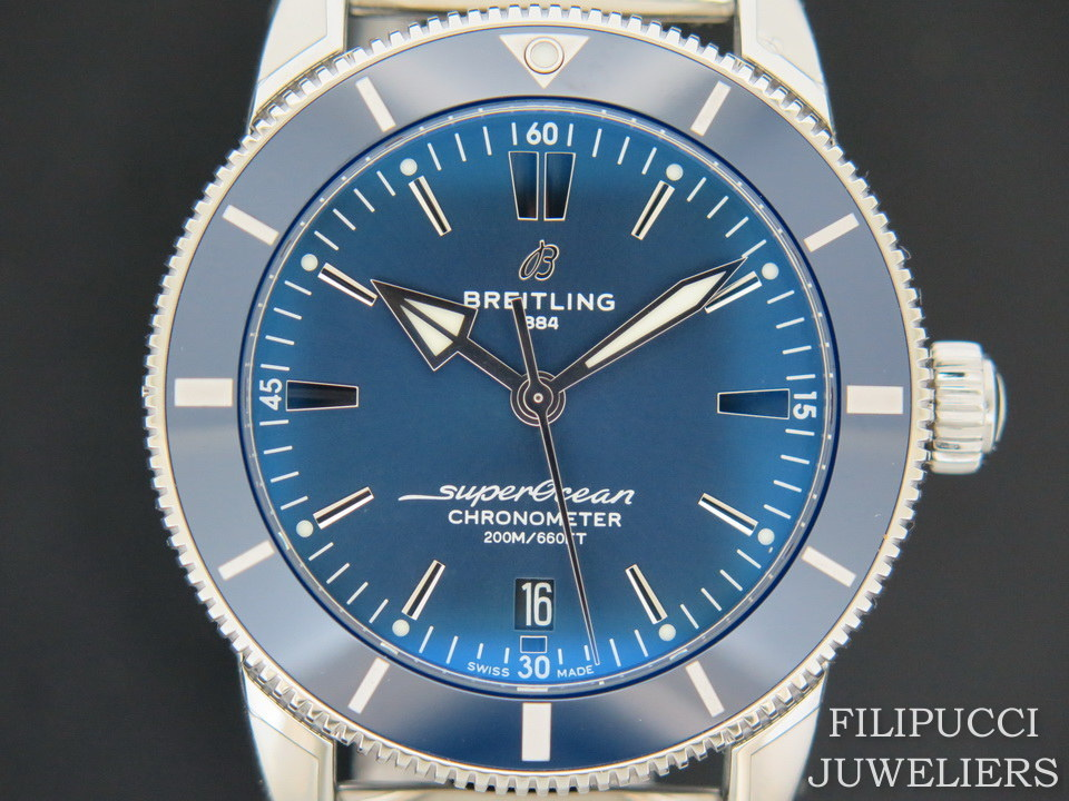 Breitling Breitling SuperOcean Héritage II 46 NEW AB2030161C1A1 2020