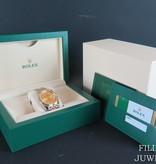Rolex  Rolex Datejust 41 Gold/Steel Champagne Dial 126333 NEW