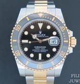 Rolex  Rolex Submariner Date Gold/Steel 116613LN