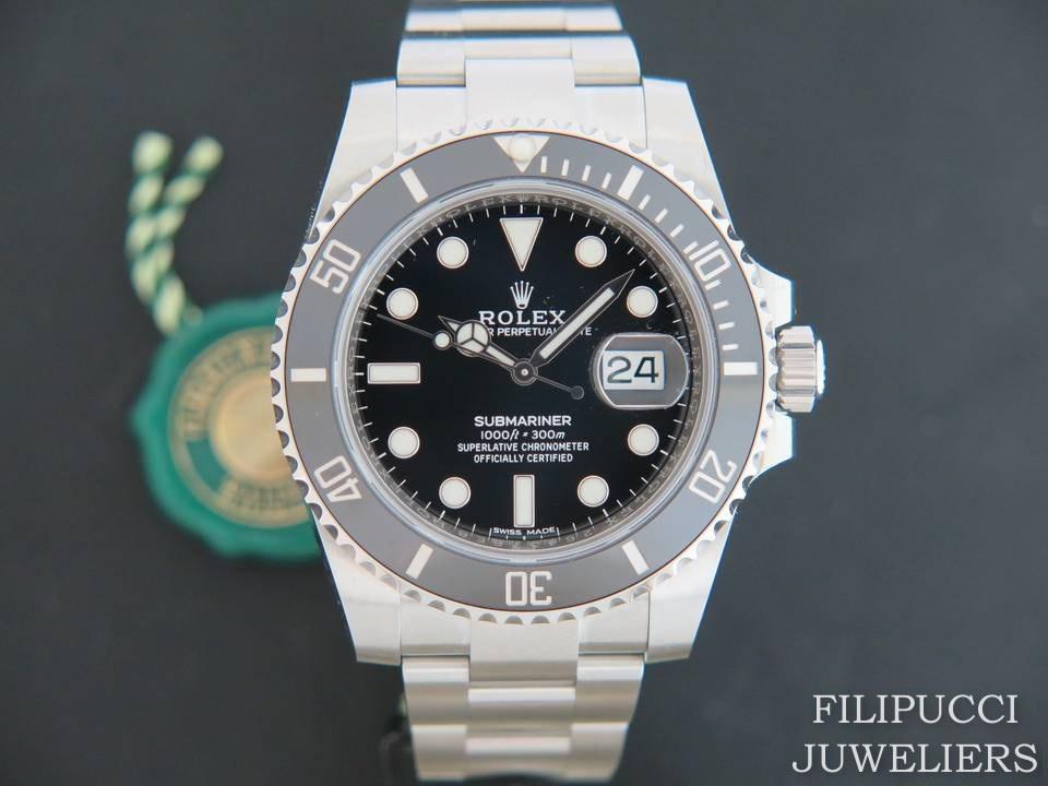 Rolex  Submariner Date NEW 116610LN 2020