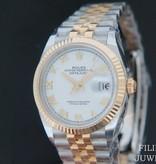 Rolex  Rolex Datejust NEW 126233 White dial