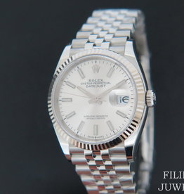 Rolex  Datejust 126234 Silver Dial NEW
