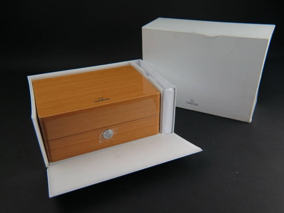 Omega Omega Box  set NEW