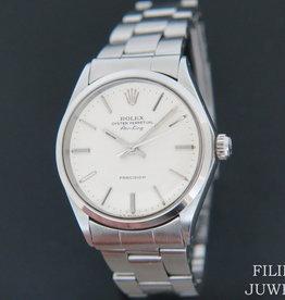 Rolex  Air-King Silver Dial 5500