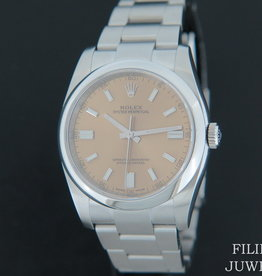 Rolex  Oyster Perpetual  White Grape NEW 116000