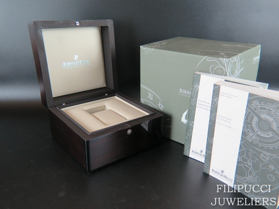 Audemars Piguet Audemars Piguet Box set with booklets
