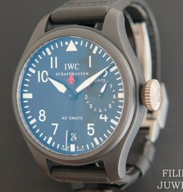 "IWC Big Pilot Ceramic ""Top Gun"" IW501901 NEW"