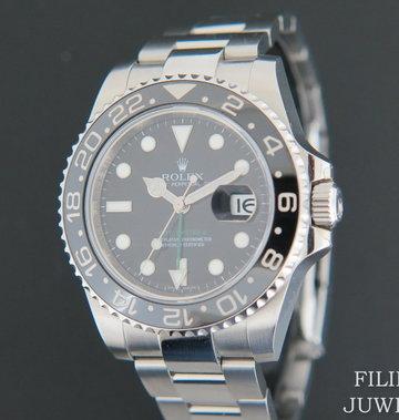 Rolex  GMT-Master II 116710LN M-serial