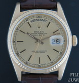 Rolex  Day-Date Yellow Gold 18038