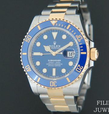 Rolex  Submariner Gold/Steel 126613LB NEW Model