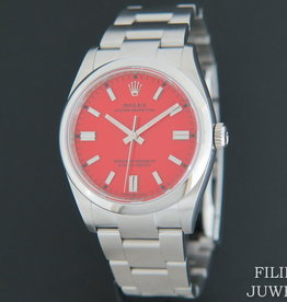 Rolex  Oyster Perpetual 126000 NEW Model