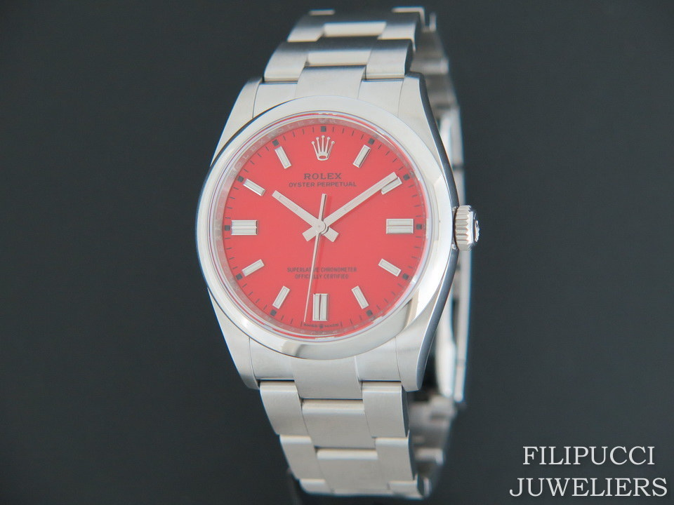 Rolex  Rolex Oyster Perpetual 126000 NEW Model