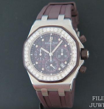 Audemars Piguet Royal Oak Offshore Chrono Diamonds 26048Sk