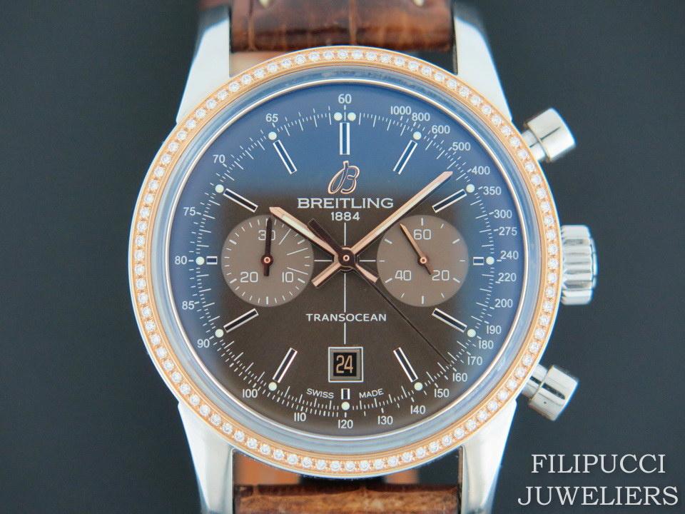 Breitling Breitling Transocean Chronograph 38 U4131053