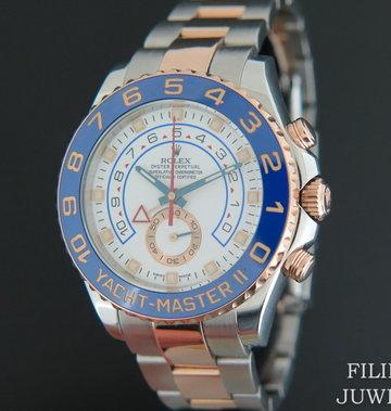 Rolex  Yacht-Master II Everosegold/Steel 116681