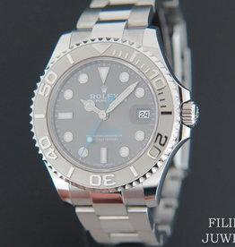 Rolex  Yacht-Master 37MM Rhodium  268622
