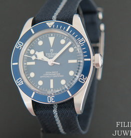 Tudor Heritage Black Bay Blue 58 NEW 79030B