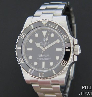 Rolex  Submariner No Date 114060