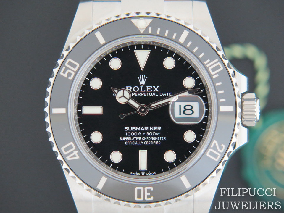 Rolex  Rolex Submariner 126610LN NEW MODEL