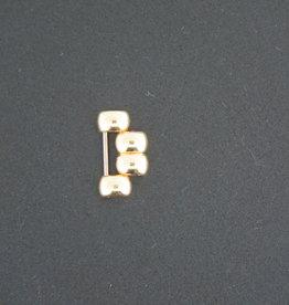 Chopard Gold Link 15,2 MM Link
