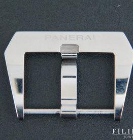 Panerai Buckle steel 21 mm