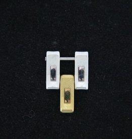 Baume & Mercier Linea Link Steel/Gold 14mm