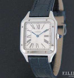 Cartier Santos Dumont Steel WSSA0022