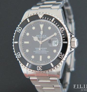 Rolex  Submariner Date 16610 U-serie