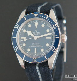 Tudor Heritage Black Bay Blue 58 79030B
