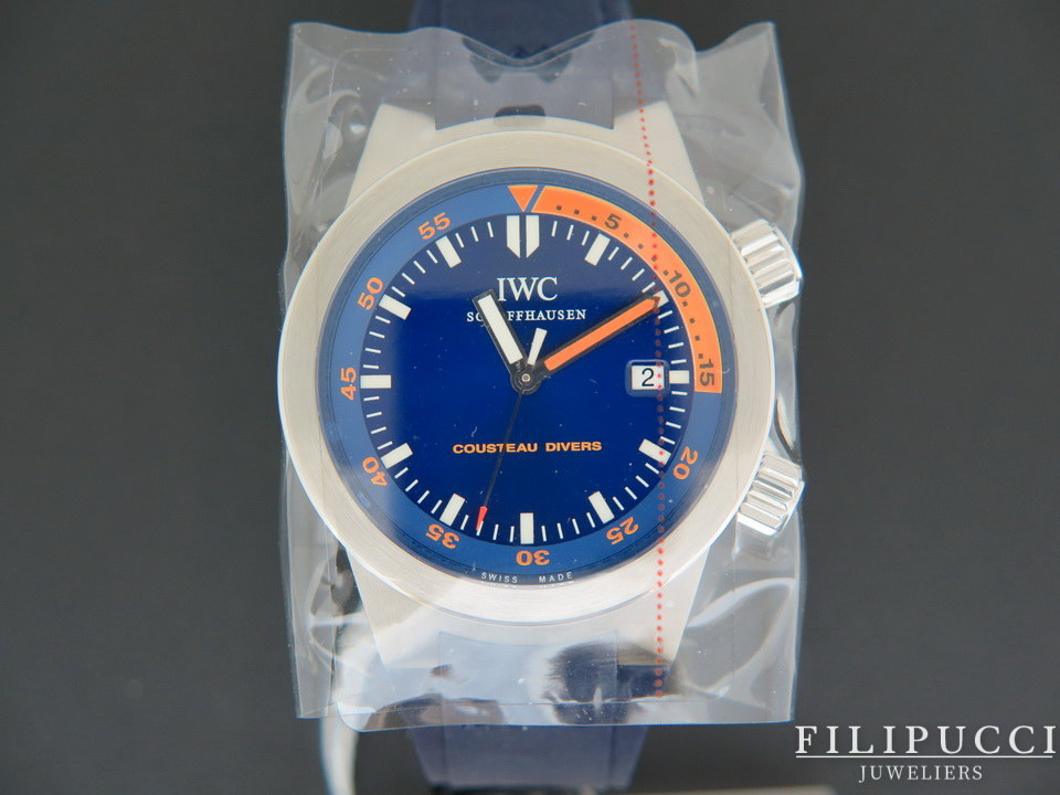 IWC IWC Aquatimer Cousteau Divers Automatic NOS IW354806
