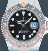 Rolex  Rolex GMT-Master II EVEROSEGOLD / STEEL NEW 126711CHNR  ''ROOT BEER''