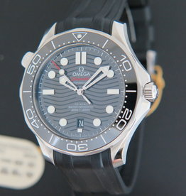 Omega Seamaster Diver 300M Co‑Axial Master Chronometer NEW 21032422001001