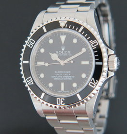 Rolex  Submariner No Date 14060M G-Series Rehaut