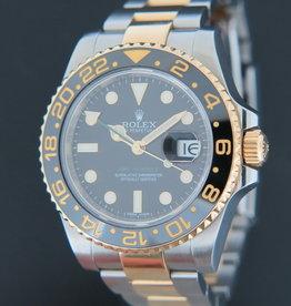 Rolex  GMT Master II Gold/Steel 116713LN