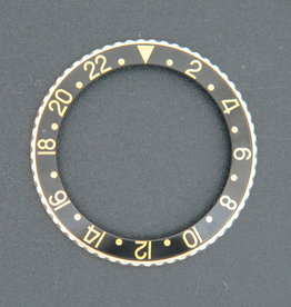 Rolex  Bezel+Inlay for Rolex  GMT-Master 16753/16758