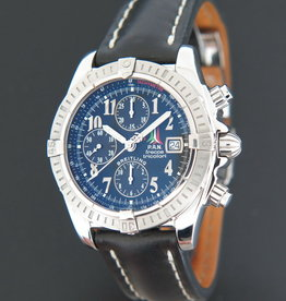 Breitling Chronomat Evolution A13356 P.A.N. Frecce Tricolori Limited