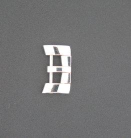 Baume & Mercier Capeland Link Steel 19mm