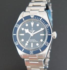 Tudor Heritage Black Bay Blue 58 79030B NEW