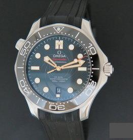 Omega Seamaster Diver 300M James Bond Limited NEW 210.22.42.20.01.004