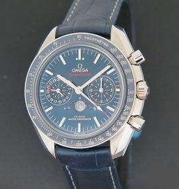 Omega Speedmaster Moonwatch Co-Axial Chrono 304.33.44.52.03.001 NEW