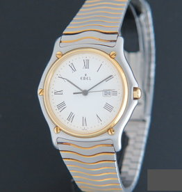 Ebel Classic Wave Gold/Steel