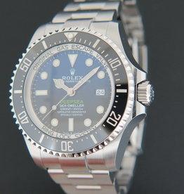 Rolex  Sea-Dweller Deepsea D-Blue James Cameron 126660 NEW