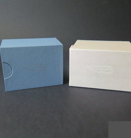 Enigma Watch Box and warranty card