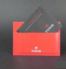 Tudor Card holder + Warranty Booklet