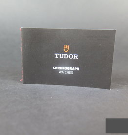 Tudor Chronograph Watches Booklet