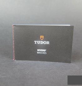 Tudor Divers' Watches Booklets