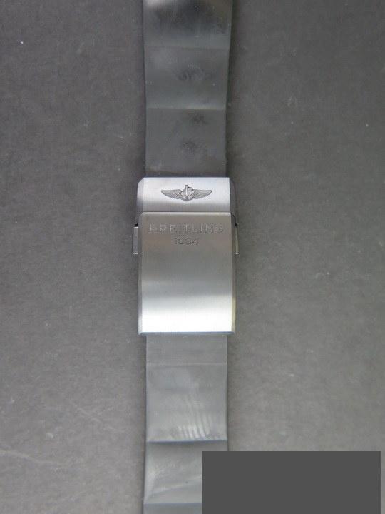 Breitling Breitling for Bentley Rubber Strap Blacksteel