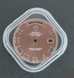 Rolex  Day-Date Bronze Dial 118239/18239