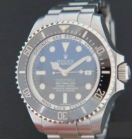 Rolex  Sea-Dweller Deepsea D-Blue 116660